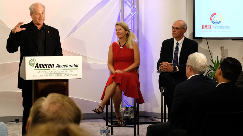 The tale of St. Louis ties behind Ameren Accelerator