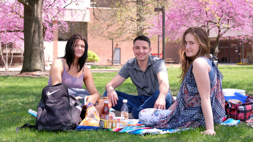 Eye on UMSL: Picturesque picnic