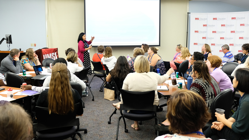 SEE-TEL Summer Institute pushes teachers to embrace immigrant students' strengths
