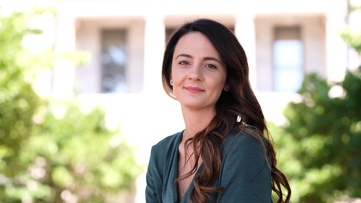 Criminology alumna aims to shine light on criminal justice in America through work with Measures for Justice