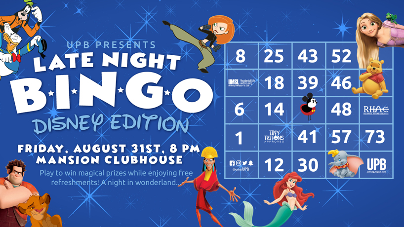 Late Night Bingo