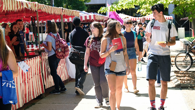 Weeks of Welcome provides ample opportunities for Tritons to get involved