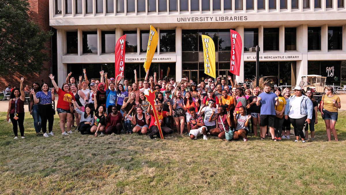 UMSL sees gains in enrollment at start of fall semester