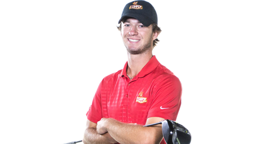 Golfer Chris Ferris takes part in GLVC 'Someone to Listen' campaign