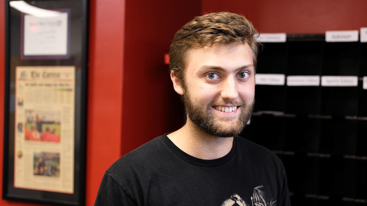 Dustin Steinhoff