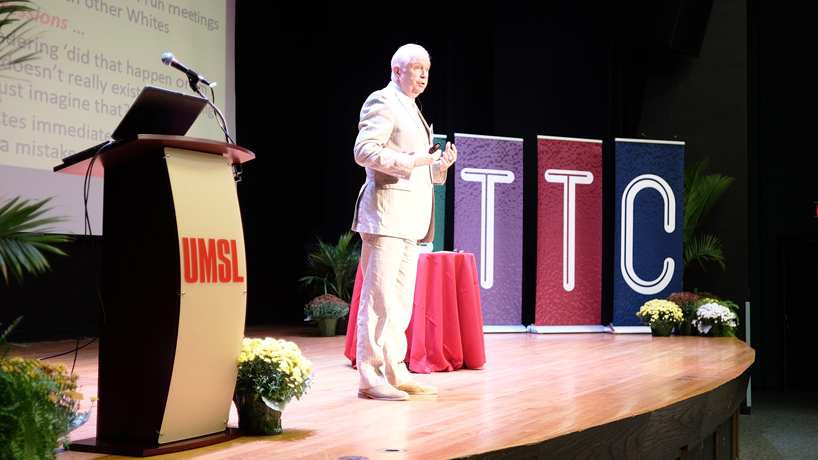 Nearly 700 educators convene at UMSL for annual Focus on Teaching and Technology Conference