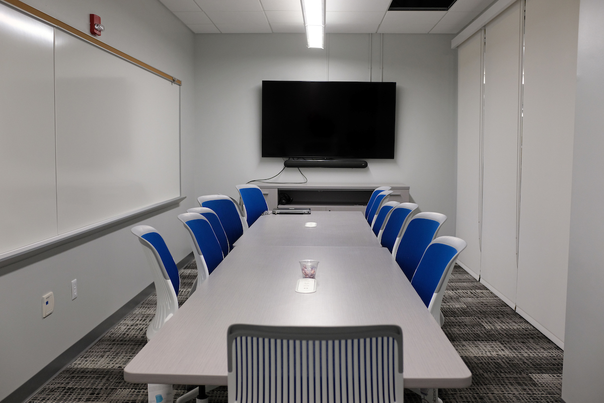 Benton Hall conference room