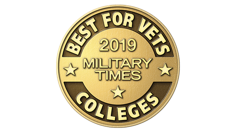 UMSL chosen one of Military Times' 'Best for Vets' colleges for the 5th straight year
