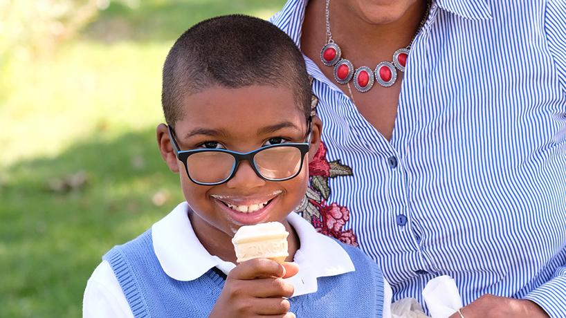 Eye on UMSL: Ice cream break
