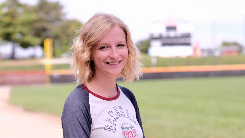 Internship puts recent museum studies graduate behind the scenes at National Baseball Hall of Fame and Museum