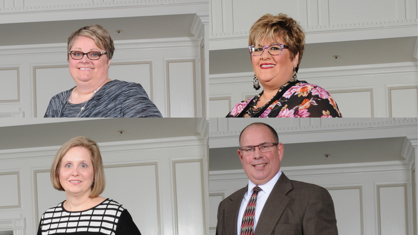 5 UMSL alumni honored with Emerson Excellence in Teaching Awards
