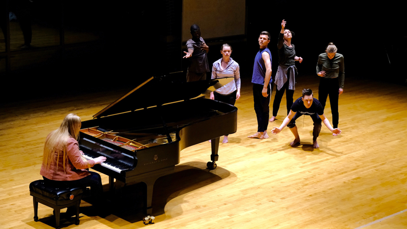 UMSL Piano Studio collaborates with MADCO 2 for 'Remembering Debussy' show