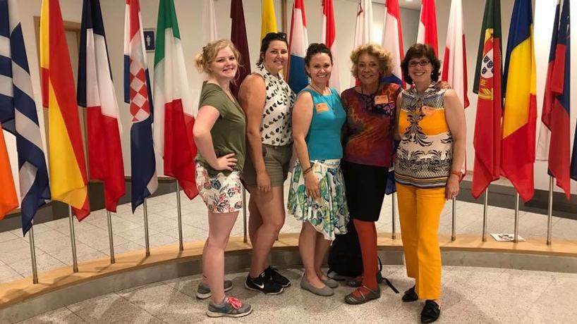 Psychology alumna studies European attitudes toward immigration through Psi Chi grant