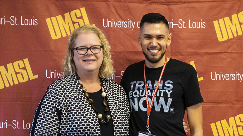 UMSL helps transform lives with fifth annual Transgender Spectrum Conference
