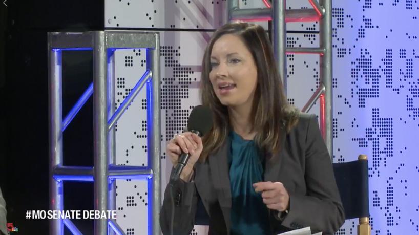 Anita Manion, KSDK