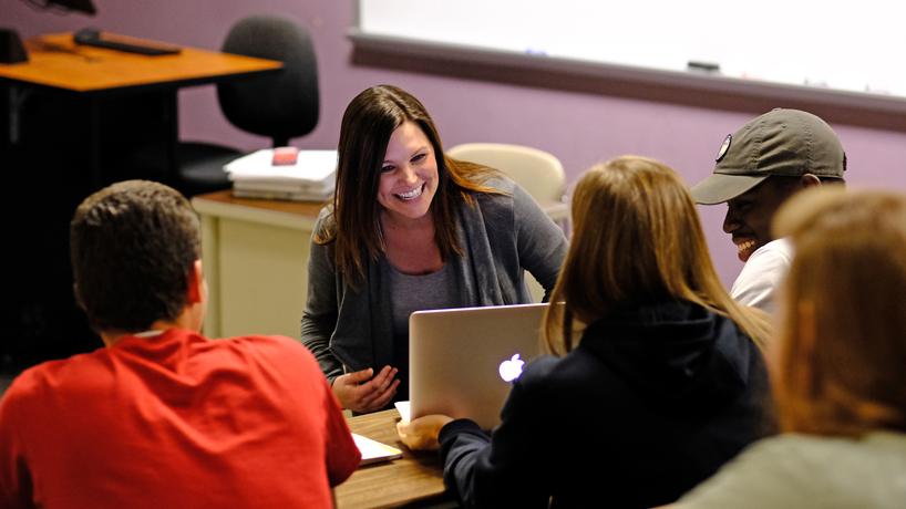 Jill Bernard Bracy brings passion, persistence to UMSL professorship
