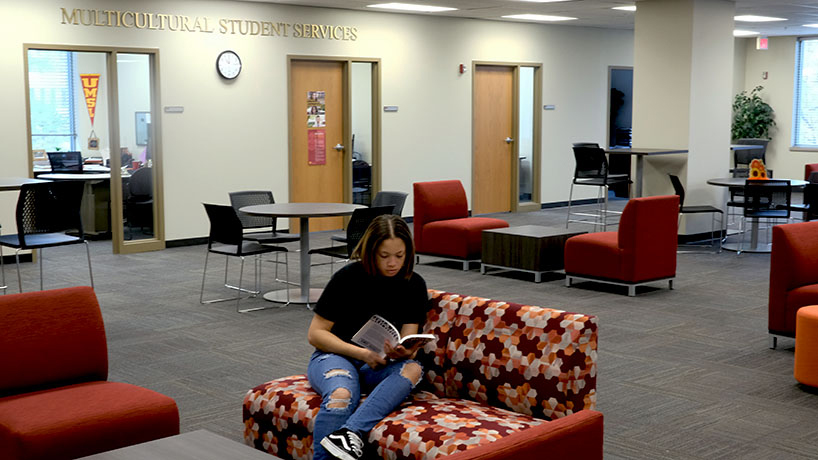UMSL launches new hub for college access and academic support services