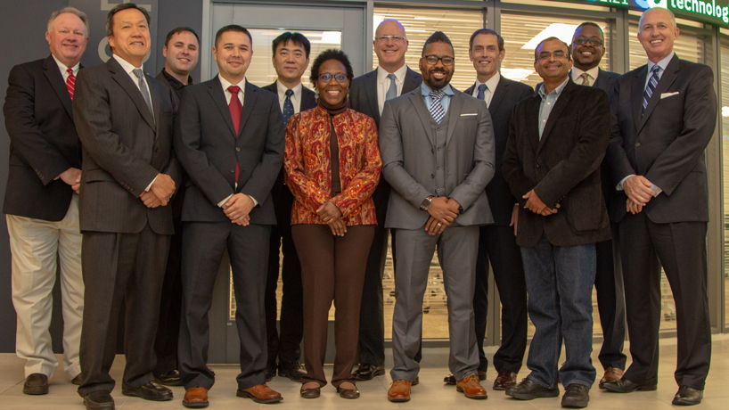 Acclaimed DBA program transforming business leaders into practitioner-scholars