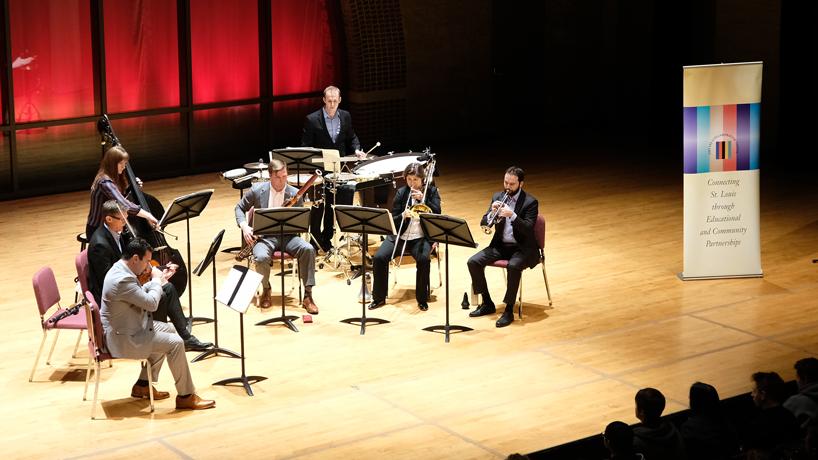 "St. Louis Symphony ""College Connections"""