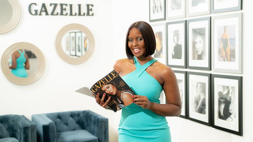 UMSL alumna celebrates fifth year publishing Gazelle Magazine