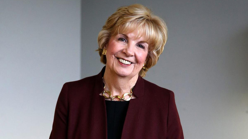 Alumna and former Vice Chancellor Kathy Osborn named 2018 Citizen of the Year
