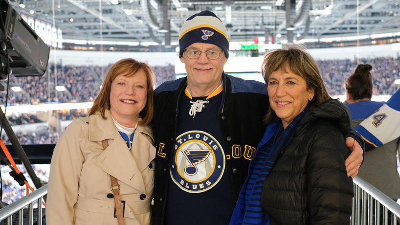 UMSL Night with the St. Louis Blues