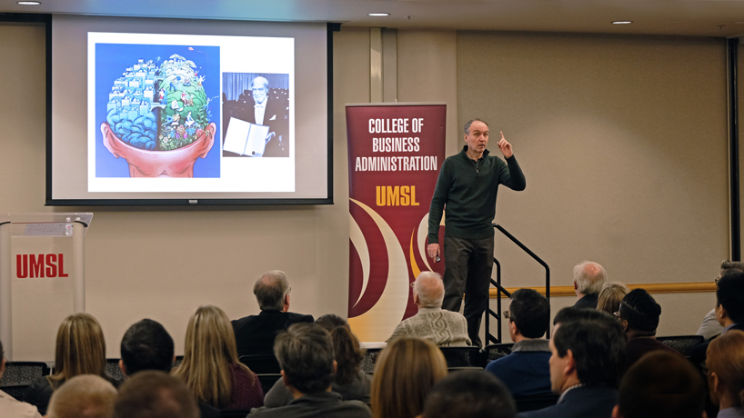 Columbia University lecturer William Duggan outlines steps that lead to innovation