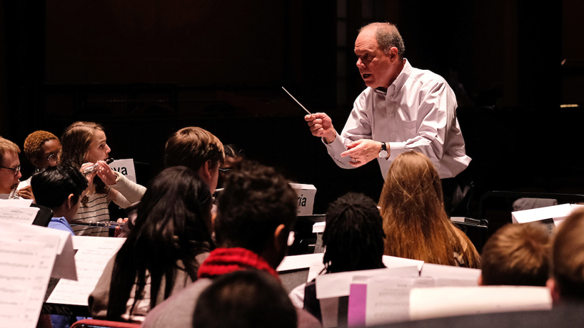Gary Brandes inducted into MMEA Hall of Fame