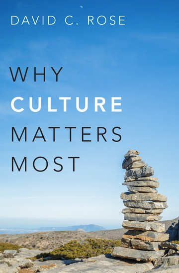 Why Culture Matters Most