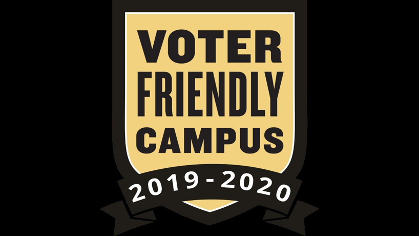 UMSL joins campuses nationwide in effort to be 'Voter Friendly'