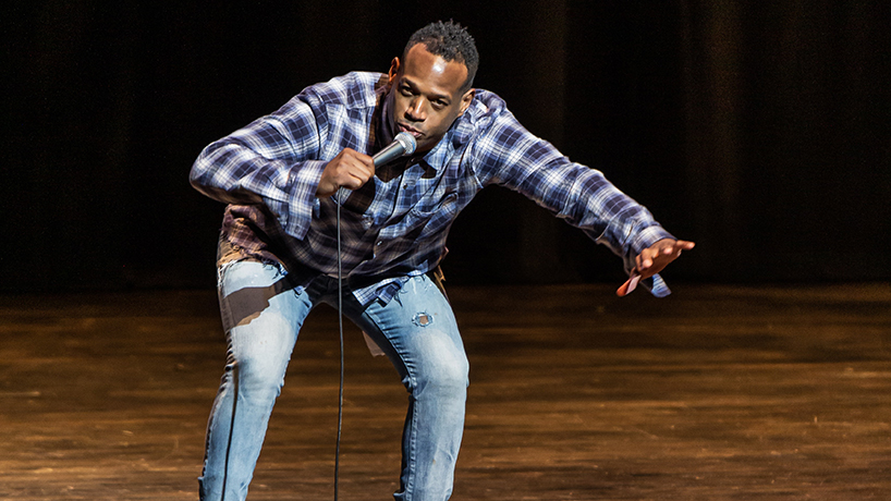 Mirthweek presents fresh comedy stylings from household name Marlon Wayans