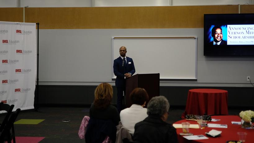 Vernon C. Mitchell Sr. Scholarship
