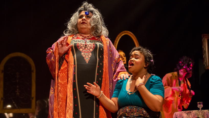 UMSL Opera Theatre pushes boundaries with 'The Medium'