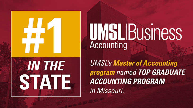 UMSL accountants among best CPA exam performers