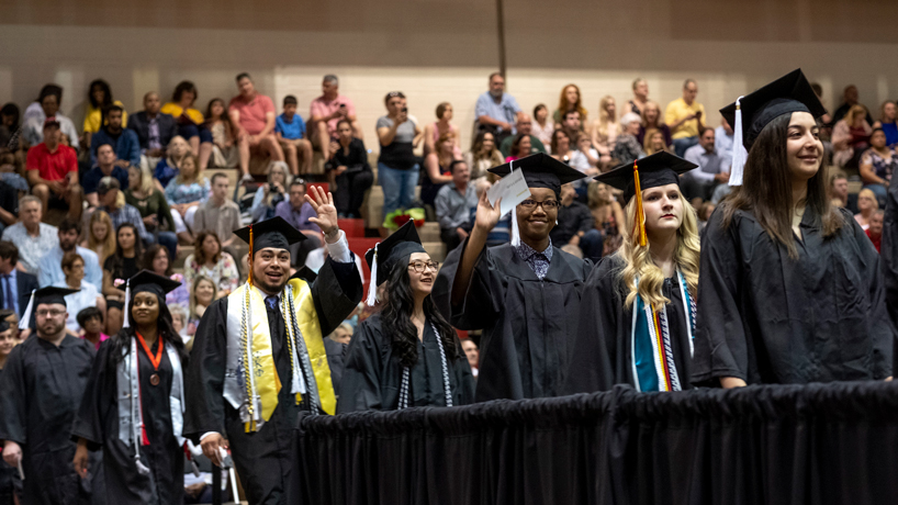 UMSL outperforms expected student graduation rate, according to New York Times study