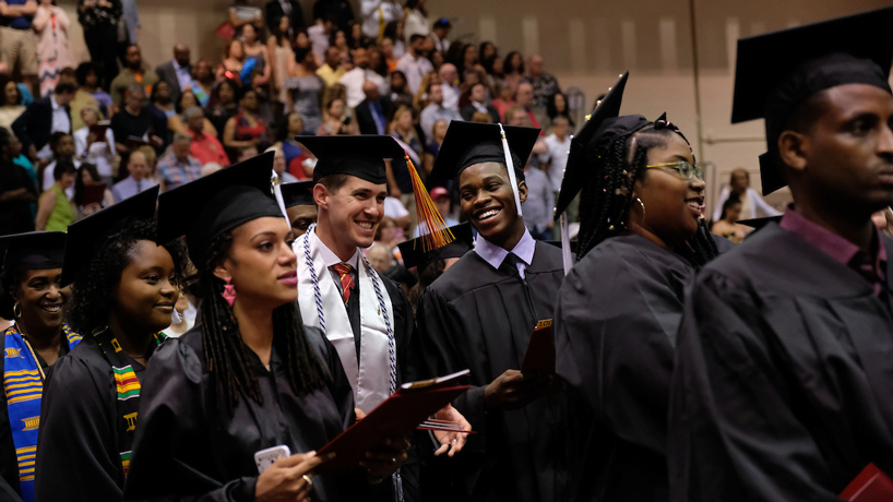 More than 1,500 students set to receive degrees during UMSL's spring commencement ceremonies