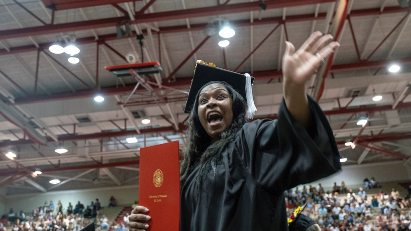 Spring commencement 2019: Celebrating UMSL's newest class of graduates