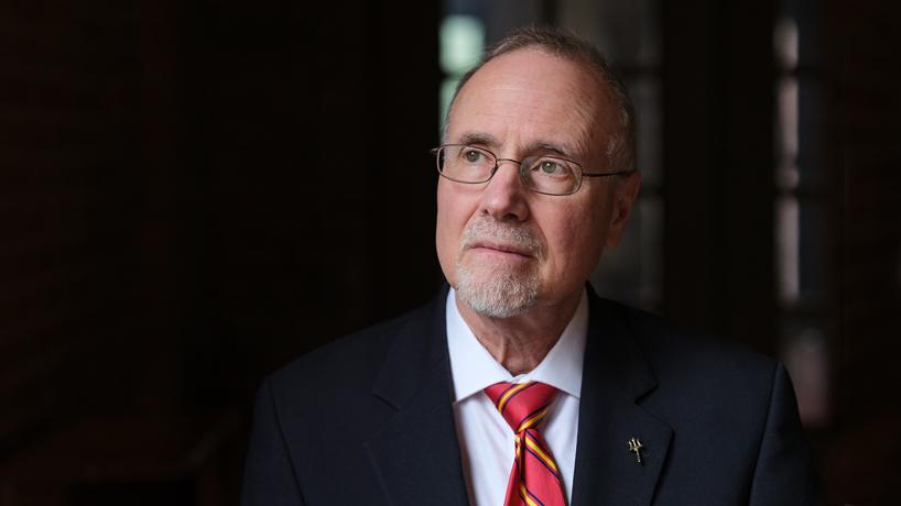 Chancellor Tom George