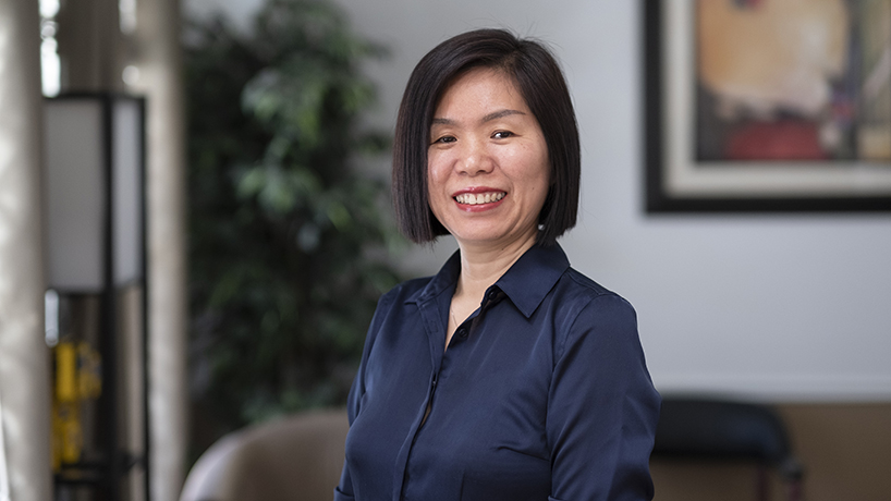 Misook Yu's flat-fee financial planning brings stability to St. Louis small businesses
