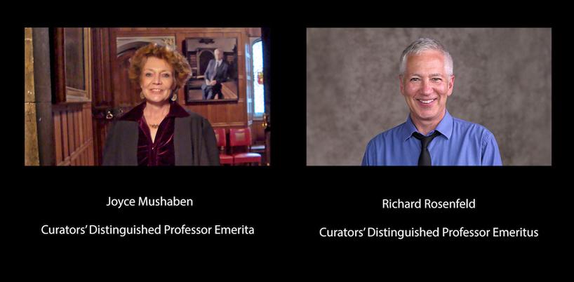 Curators' Distinguished Professorships