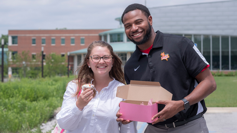Eye on UMSL: Food truck fun