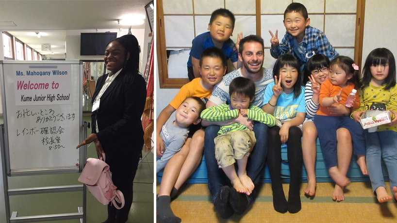 Japanese teaching program helps UMSL alumni pursue passions, bridge cultural gaps