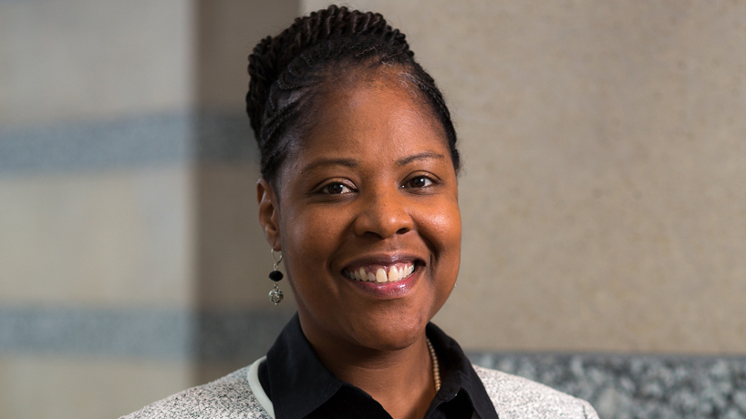 On Aug. 5, UMSL College of Education alumna Melanie Adams will start as director of the Anacostia Community, one of the 19 museums in the Smithsonian network. (Photo courtesy of Melanie Adams)