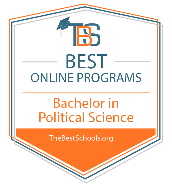 Best online political science degree programs
