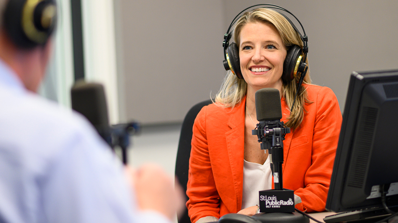 Sarah Fenske named new 'St. Louis on the Air' host