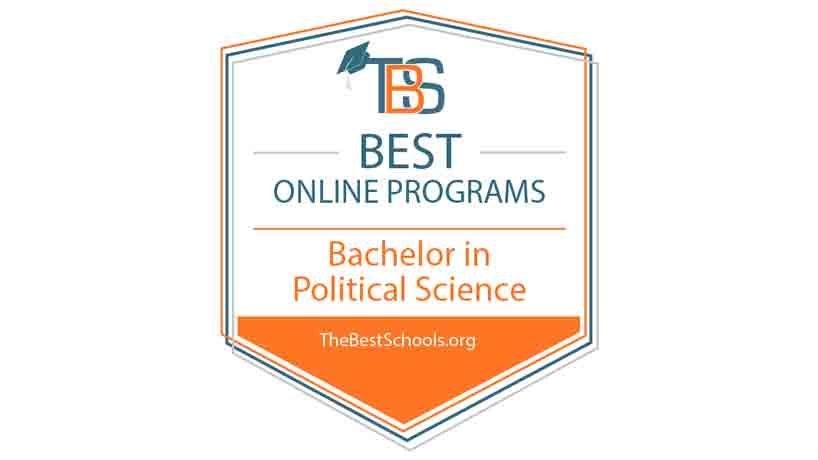 UMSL ranked among the nation's best online degree programs in political science