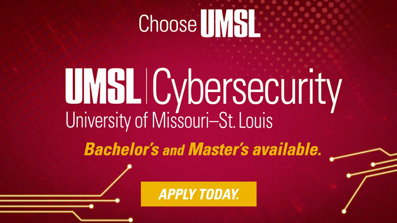 UMSL ranked among top 10 most affordable cybersecurity programs in the U.S.