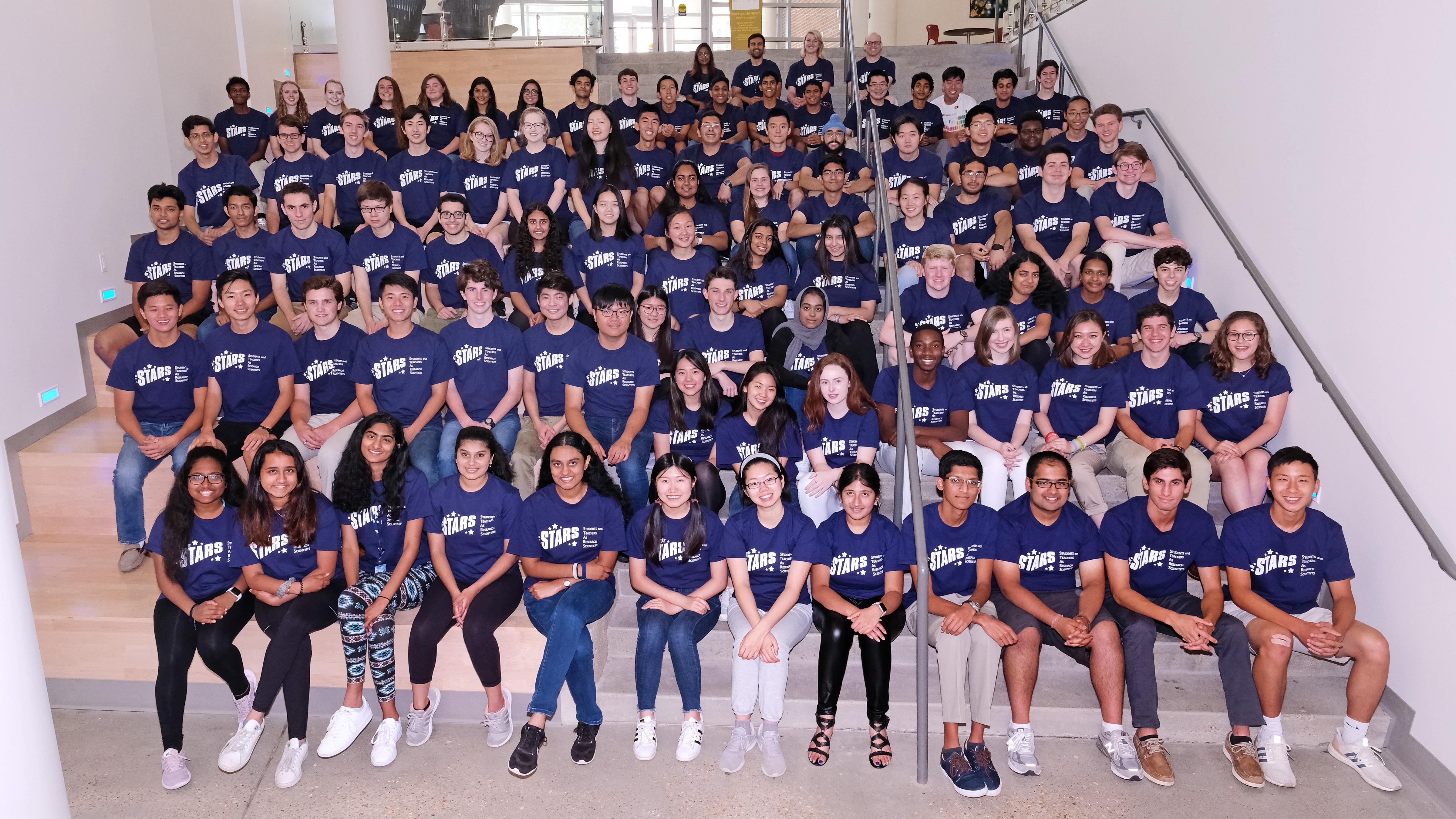 2019 STARS students