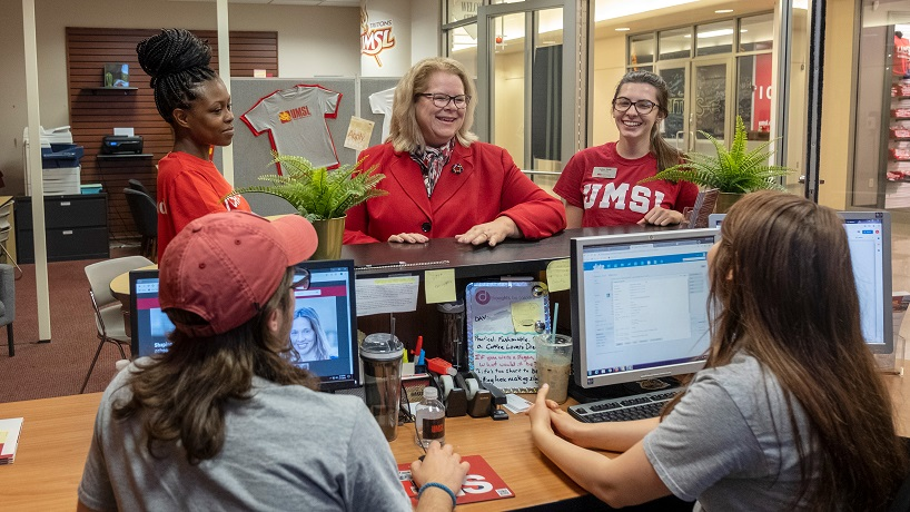 Chancellor Kristin Sobolik, alumnae, named to St. Louis Business Journal 'Most Influential' list
