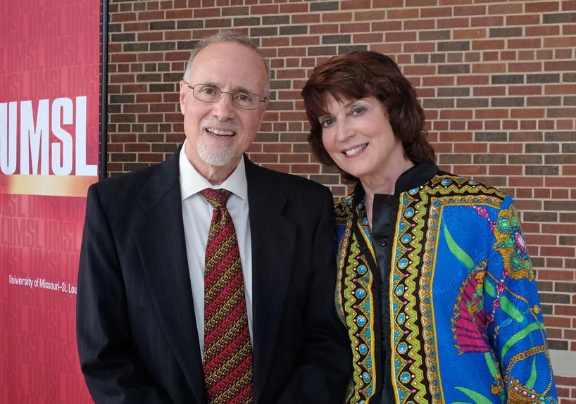 Tom George, Barbara Harbach
